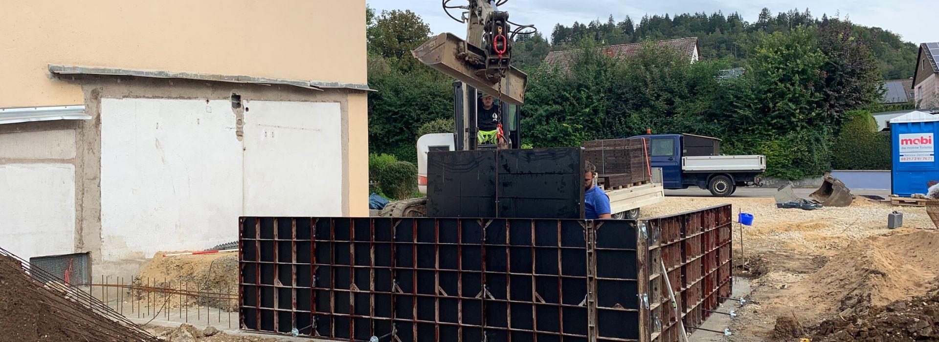 Betonbau und Fundamente